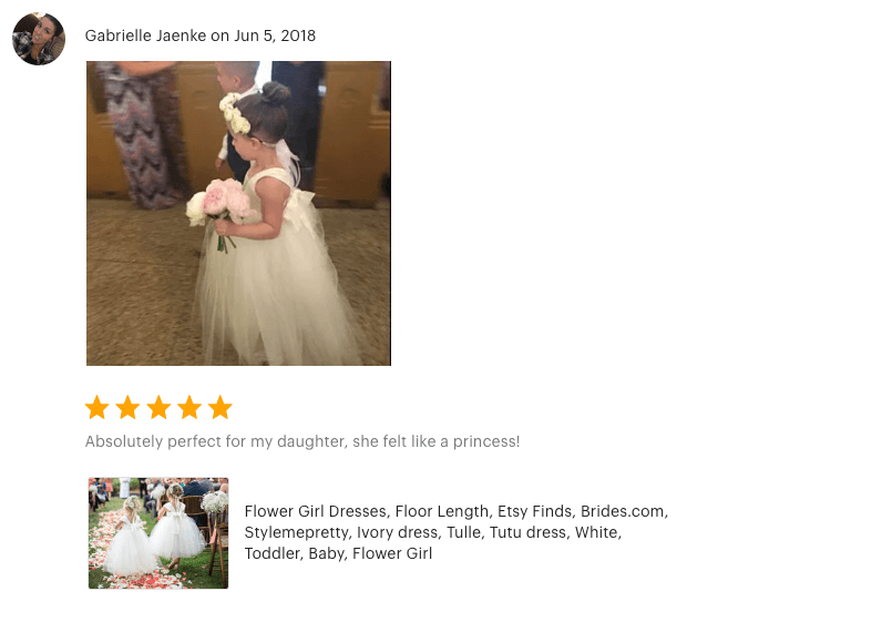 Floor Length Flower Girl Dresses