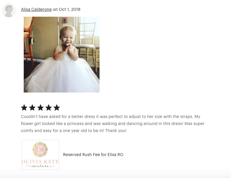 Comfortable and Beautiful flower girl dresses