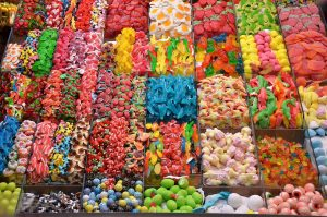 Assorted Colorful Candy